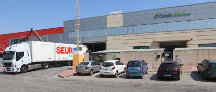 Actual Actual Tiendanimal desmantela su centro logístico en Málaga y lo traslada a Toledo