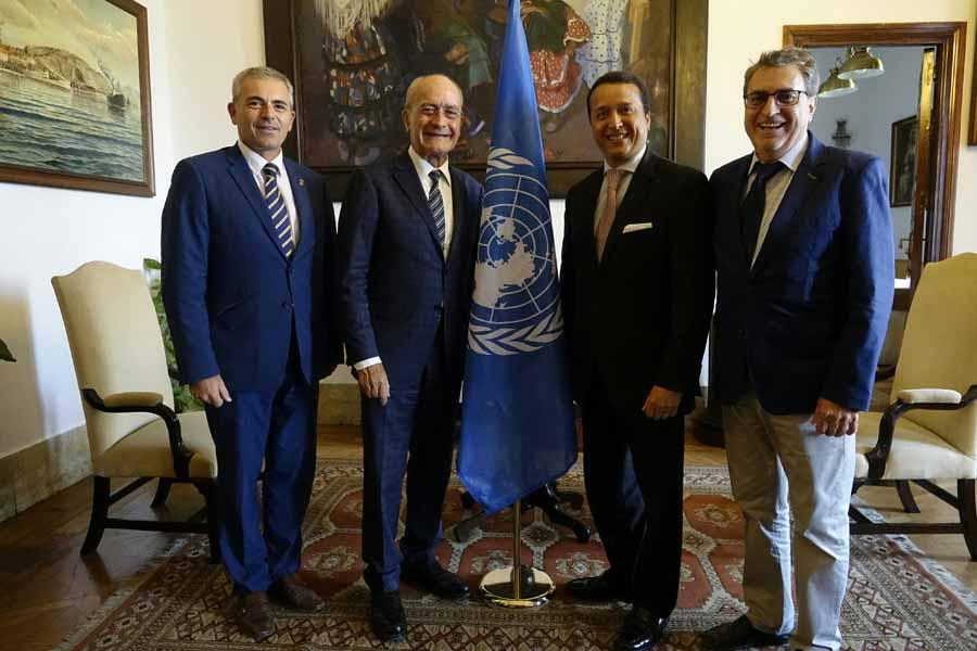 Actual Actual Málaga será sede de un centro internacional de Naciones Unidas
